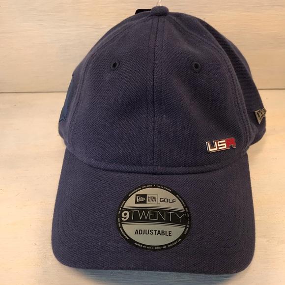 d203249477a New Era USA Ryder Cup Hat